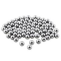 Wholesale 100pcs Stainless Steel Balls mm for Slingshot Catapult Replacement Outdoor Hunting Balls Bike Bearing order lt no track