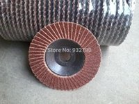 Wholesale 10PCS RPM ANGLE GRINDER SANDING FLAP DISC DEBURRING GRIT mm mm order lt no track