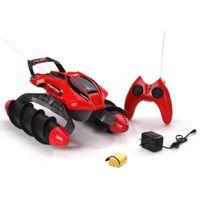 amphibious boat - Electric remote control toys remote control boat screw propulsion amphibious beach toy remote control car