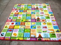 beautiful baby blankets - New Play Mat Baby Educational Crawl Pad Play Learning Safety Mats Kids Climb Blanket Game Carpet beautiful package