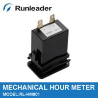 Wholesale DC Digital Mechanical Hour Meter RL HM001 For Generators Motors Diesel Engine motor diesel engine diesel generator engine