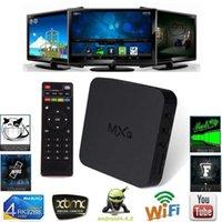 Wholesale MXQ Android Quad Core WiFi XBMC Kodi P Smart TV Box GB HDMI EU