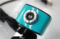 Wholesale HD Digital USB Clip Webcam camera With MIC