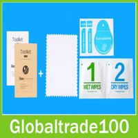 alcohol packaging - Envelope Paper Bag Toolkit Alcohol Package For Mobile Cell Phone Glass Termpered Dust Stickers Packaging