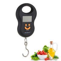 Wholesale 50kg g Portable Digital LCD Hanging Lage Scale Travel Electronic Weight Kg Lb OZ