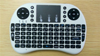 Mini teclado de Rii Mini i8 Teclado inalámbrico portátil con el Touchpad para la PC Pad Google Andriod TV Box envío gratuito