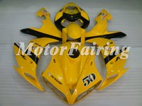 fairing r1 - YZF1000 Fairings for YZF R1 YZF1000 R1 YZF1000 R1 YZF R1 ABS TANK Cover black yellow
