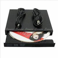 Wholesale USB External Combo DVD RW CD RW Burner DVD Drive DVD ROM CD ROM For PC Drop Shipping