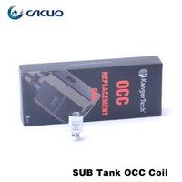 Cheap kanger subtank coil Best subtank atomizer
