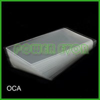 Wholesale OCA um Optical Clear Adhesive Tape Double Sided Adhesive OCA For iphone S S C plus Screen Glass Repair by DHL