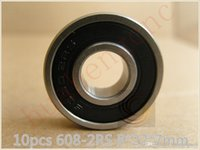 Wholesale High quality RS RS RS mm mm mm double rubber sealing cover deep groove ball bearing for skate scooter A3