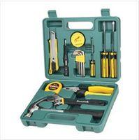 banking insurance - 16 Piece Set toolbox bank insurance car gift tool set car dual purpose combined tool box