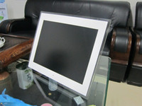 Wholesale free fast delivery to USA or eu countries inch LED size digital picture frame with MP4 and MP3 function