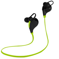 Cheap QX-01 Sports Earphones Wireless Bluetooth Headphones Noise Cancelling Headset With Microphone for iOS 4.1 Android