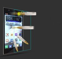 Cheap Ultra Thin 0.3mm Explosion Proof Tempered Glass Screen Protector for Lenovo K900 Protective Film