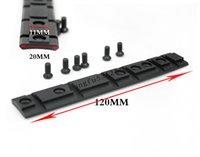Cheap DIY 11mm 20mm Dovetail Weaver Picatinny Rail Mount Adapter Converter Scope Base Aluminum Alloy For Hunting