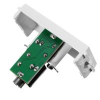 Wholesale Best Sale Durable Building Materials mm Audio Wall Plate Headphone Audio Free Welding Line Module Hot Sale