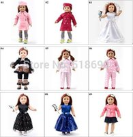american girl doll dress - Toy xmas GIFT Handmade Doll Clothes For quot American Girl Princess Dress Bling Bling Chirstmas present accessories design