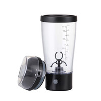 blender bottle - LAGUTE Electric Cyclone Protein Juice Shaker Powder Blender Mixer Cup ml oz Sports Bottle Black