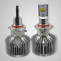 Wholesale China W LED Car Headlight Bulbs H10 HB3 Focus Adjustable LED Headlight bulbs Set with Bulbs