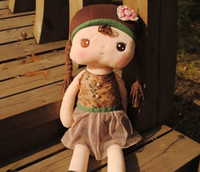 baby stuffed toy beauty - 2015 High quality cm baby dolls for children plush soft stuffed kids toys beauty skirt Children s day gift byn8