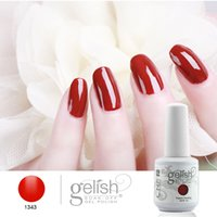 Wholesale 2015 Hot Sale CNF high quality soak off gel polish nail gel lacquer varnish for gelish nail polish uv gel