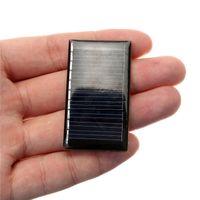 pv solar panel - 1Pcs V mA Polycrystalline Solar Panel Small Mini Solar cell PV Module Solar Cell Panel Battery Charger For DIY Study