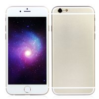 Wholesale 4G LTE Goophone i6s Plus V6 MTK6753 Bit Octa Core GB GB GB GB Android Lollipop inch FHD MP Camera Smartphone