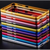 Cheap For Chinese Brand for xiaomi mi4 metal bumper Best Metal Blue for xiaomi mi4 metal frame