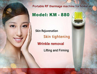 Nutrition input beauty skin care - RF Skin Rejuvenation SkinTighten Wrinkle Removal Anti aging Dot Matrix Skin Care RF Thermage Fractional RF Thermager Portable Beauty Device