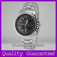 Cheap New Arrival! Brand Men's Watches,Calendar Japan Movement Business Casual Fashion Man Watch, Men's All Stainless Steel Brand Watches