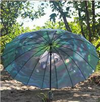 Wholesale Miyazaki snow fort umbrella windproof umbrella sunny umbrella folding canvas