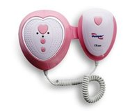 Wholesale CE Certificate Angelsounds Fetal Doppler JPD S3 Heart Beat Monitor Listener with Boardcasting