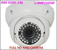 Wholesale Latest Technology Sony Sensor MP AHD Camera Full HD AHD CCTV Surveillance Dome Camera AS AHD2309S