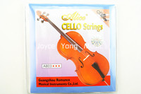 Wholesale Alice A803 Steel Core Nickel Silver Wound Cello Strings Set of Strings Wholesales