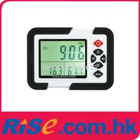 Wholesale ppm Carbon Dioxide CO2 Air Temperature Humidity DataLogger Meter Monitor