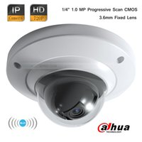 Precio de Mini cámaras wi fi-Dahua 1MP HD 720P Wi-Fi Mini CCTV Seguridad interior cámara domo 3.6mm lente