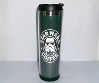 best green coffee - New High quality Star Wars Stromtrooper Coffee Mug Tea Cup Travel Cup Drinkware CM OZ Creative Cup Best Gift