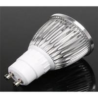 Wholesale High Power Spotlights CREE GU10 MR16 E14 E27 W W W V LED Lamp Lights Led Spotlight LED Bulbs Downlight LED Lighting High Quality
