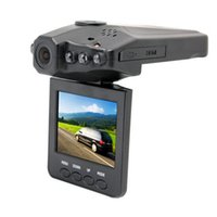 mini car camera - Mini Vehicle in Car DVR H198 Cam Camera Video Recorder Night Vision IR LED factory price