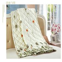 Wholesale Home textile blankets quilts for summer duvet quilted bedspread king bedding set bed duvet cover linen cartoon comforter sheet