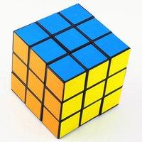 Venta de la nueva Mic cubo de Rubik 3x3x3 3cm Puzzle cubo mágico juego de adultos niños juguetes educativos Epacket