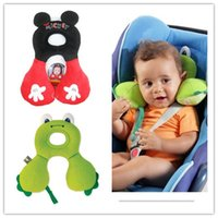baby car travel - 2015 The new U shaped neck pillow baby travel pillow baby car seat cushion