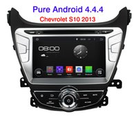chevrolet dvd gps navigation - Pure Android Cortex A9 Dual core inch Capacitive Multi touch Screen Car DVD Player For Chevrolet S10 With WIFI GPS Navigation