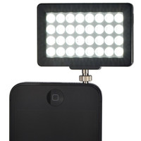 Wholesale The Pocket Spotlight for iPhone s s iPad Samsung Sony Smartphone Photography Phonegraphy Led Lighting