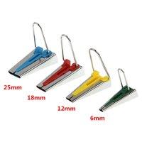 bias tape tool - Size Bias Tape Maker Set Tool mm mm mm mm Sewing Quilting Fabric K5BO