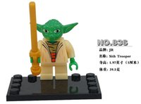 Wholesale HOT Sets pc Star Wars Series Child s DIY Mini Figure Super Heroes Building Toys Blocks Action Figures Brick Z00376