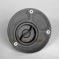 Wholesale Replacement Parts Tank Covers CNC Billet Gas Cap Fuel Tank Fuel tank cap For YAMAHA YZF600 R6 Black