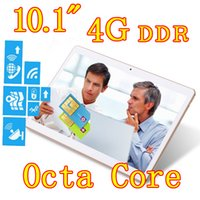 Wholesale 10 inch core Android Octa Cores GB ram GB Camera G sim card Wcdma GSM Tablet PC Tablets