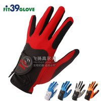 Wholesale Fit Golf Gloves Men s Golf Gloves Left Hand FIT39EX High Quality
